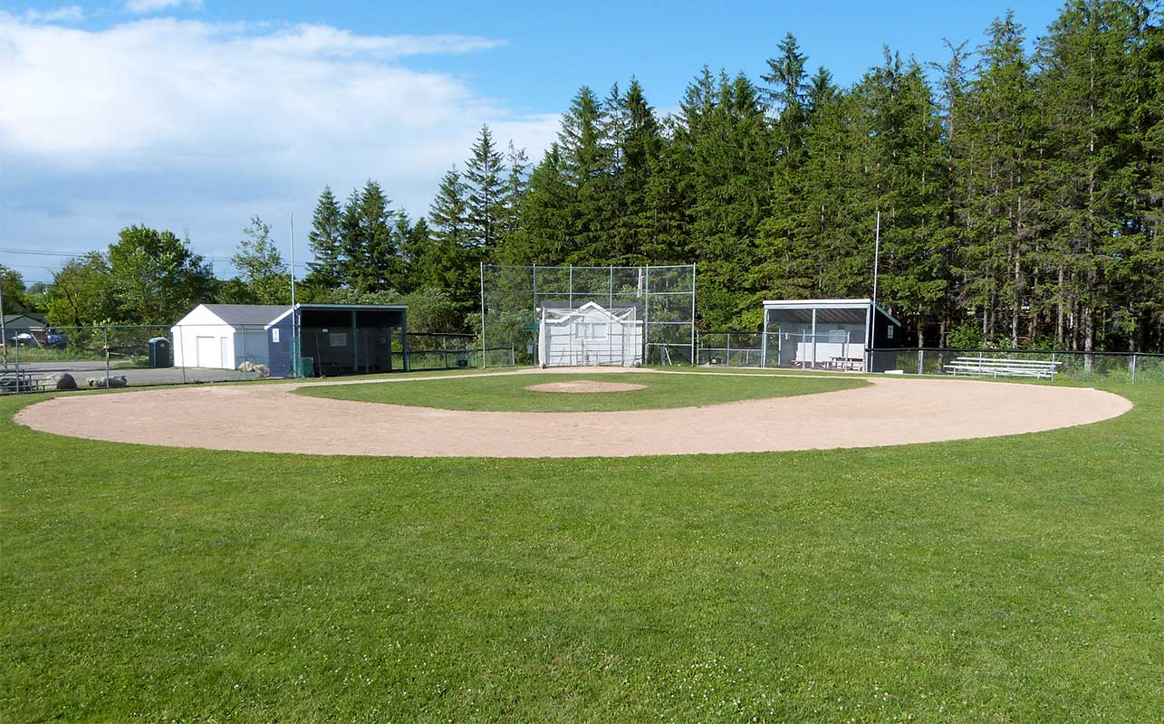 Rockland, Thomaston Little League. George C. Hall & Sons Community Programs