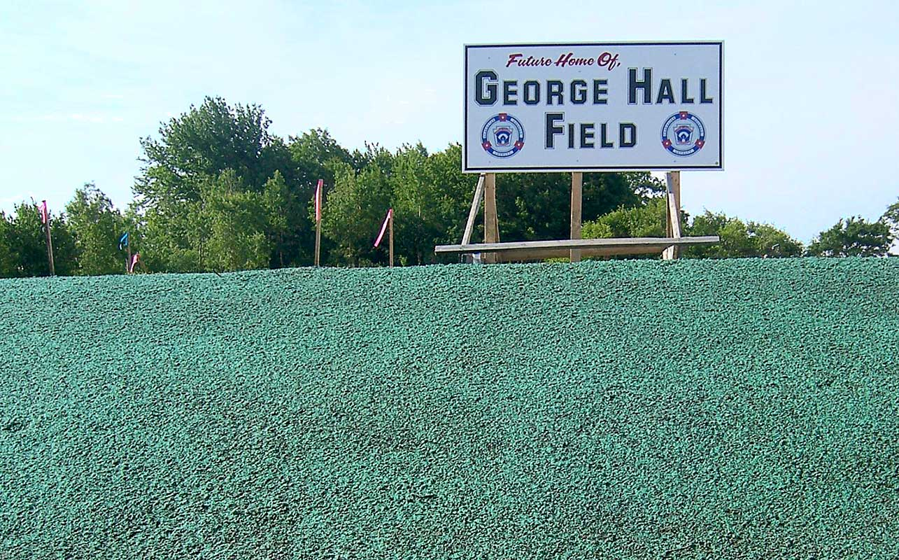 George Hall Little League Field - Maine
