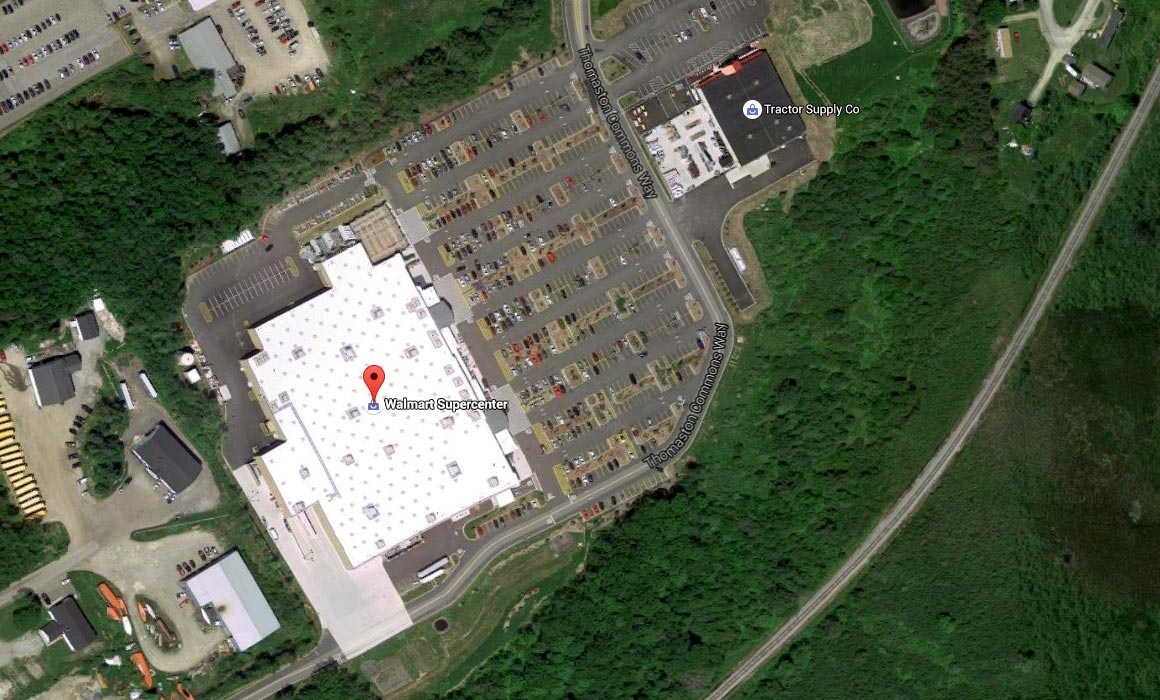 Super Walmart – Thomaston